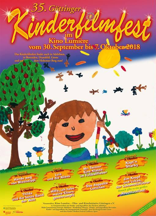 plakat Kinderfilmfest