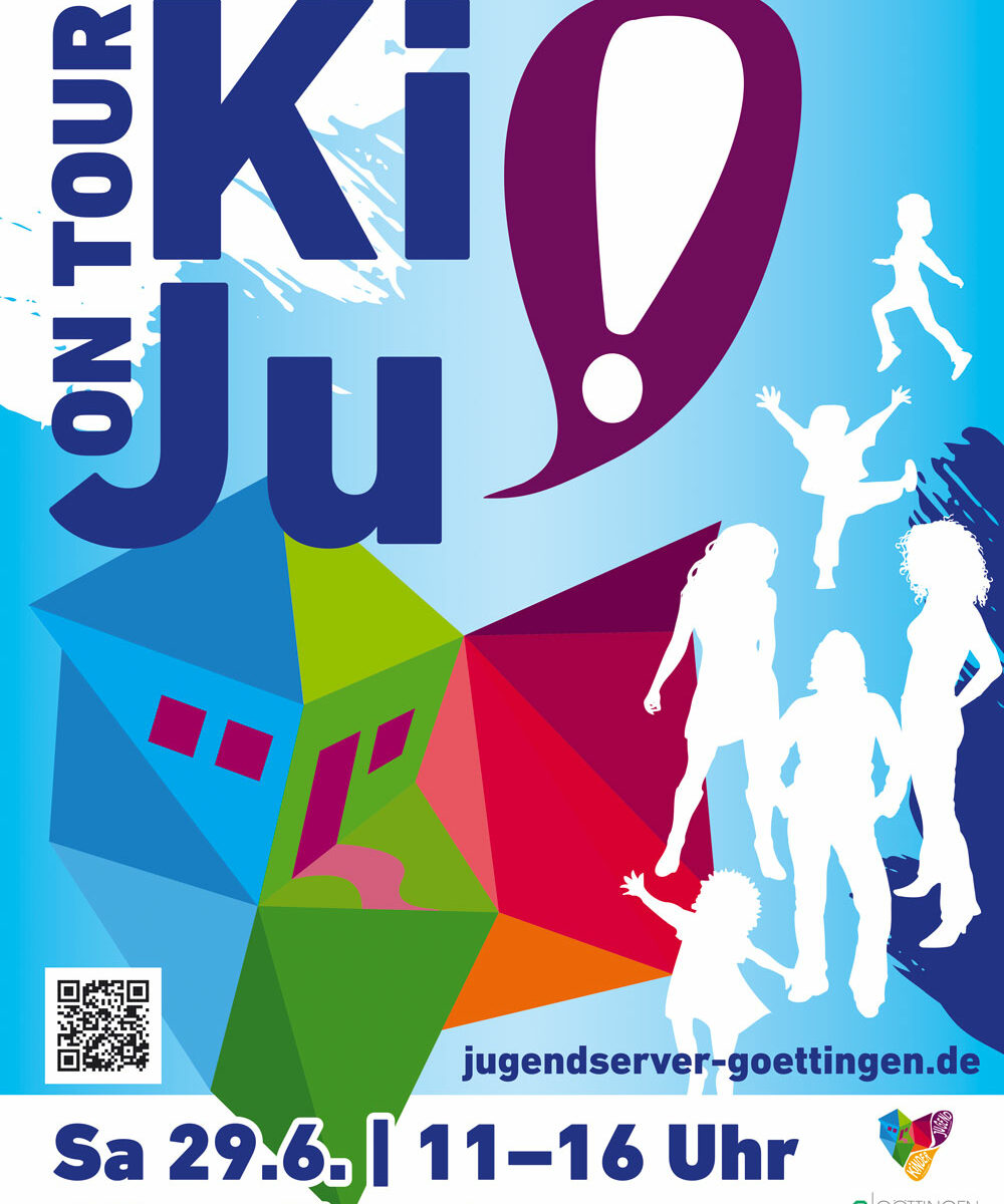 KiJu on Tour Plakat